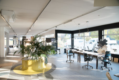 Fliesen Skoff Gradischnig Showroom